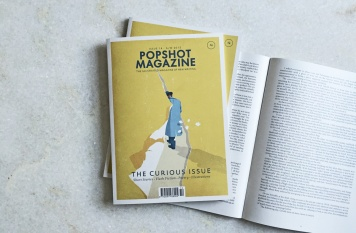 Popshot Curious Stephen Hargadon