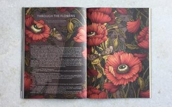 Through the Flowers Stephen Hargadon Kate O'Hara Popshot 14