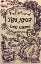 Harris Tom Jones Title Page
