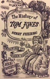 Harris Tom Jones Title Page