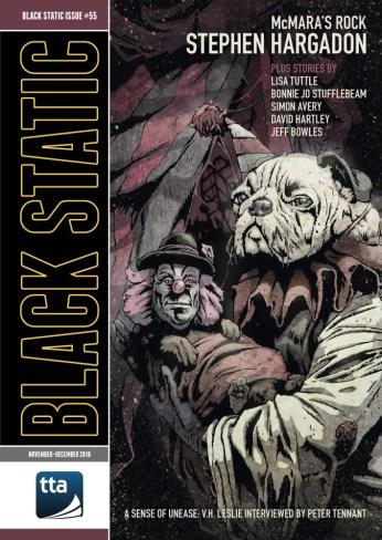 Black Static 55 McMara's Rock